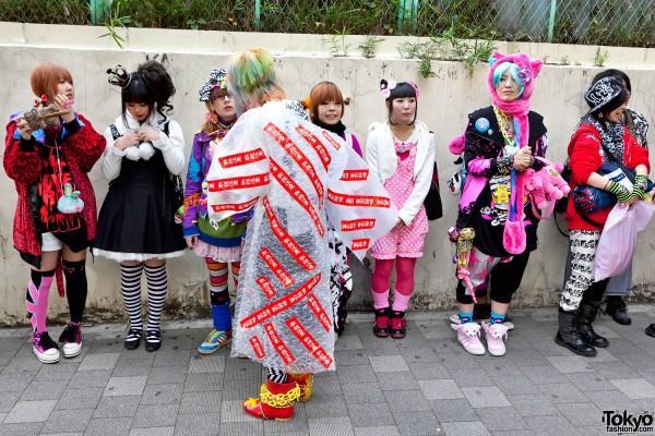 Harajuku Fashion Walk (3)