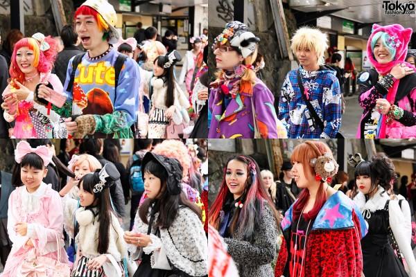 Harajuku Fashion Walk (11)