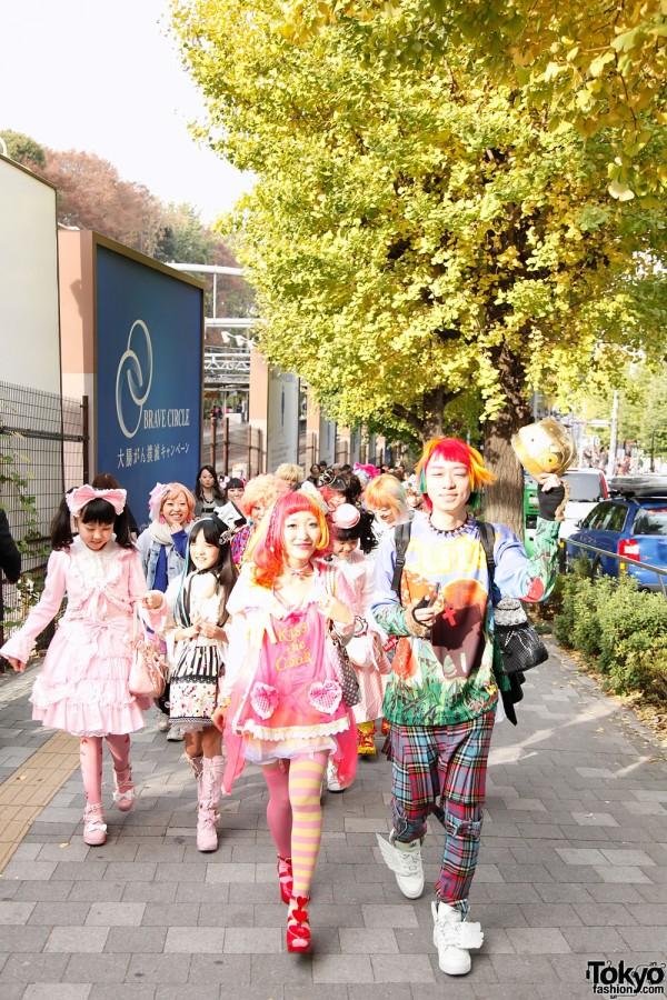 Harajuku Fashion Walk (12)