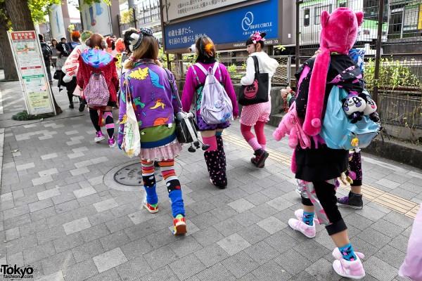 Harajuku Fashion Walk (16)
