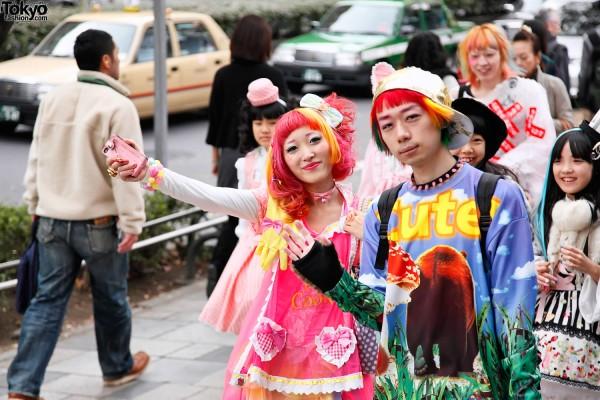 Harajuku Fashion Walk (21)