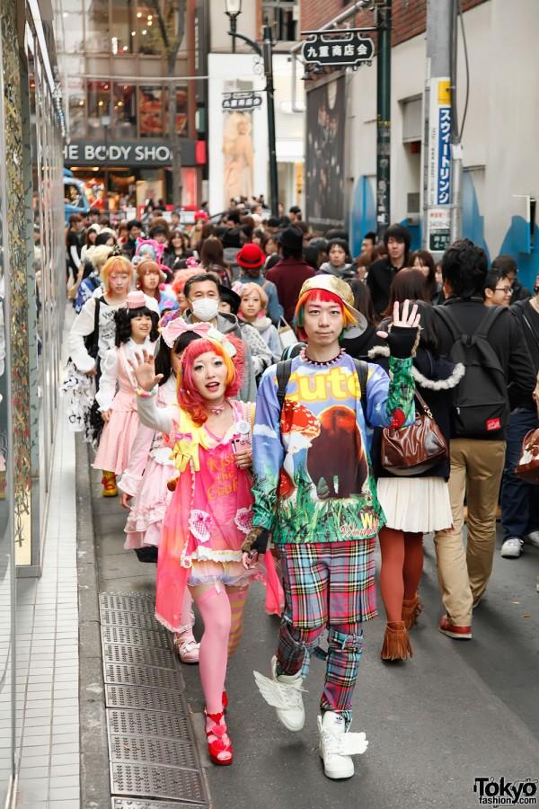 Harajuku Fashion Walk (31)