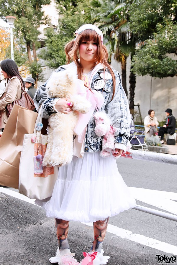 Harajuku Fashion Walk (47)