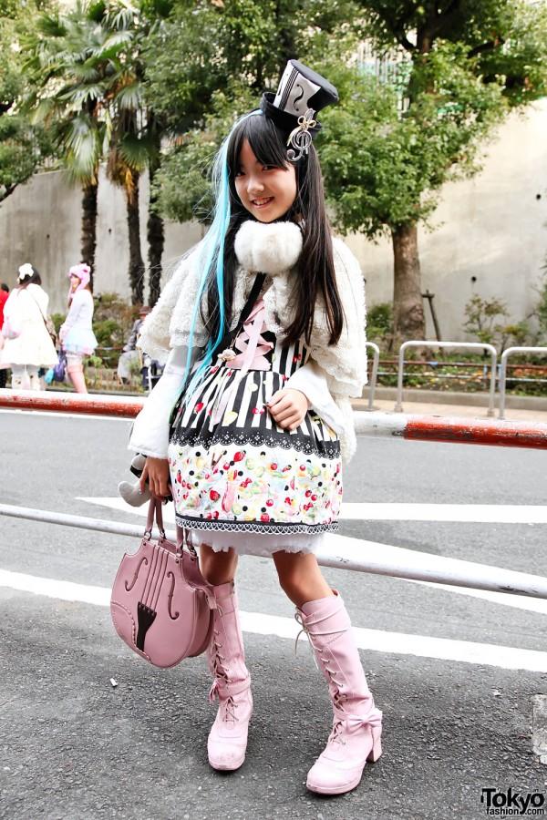 Harajuku Fashion Walk (49)