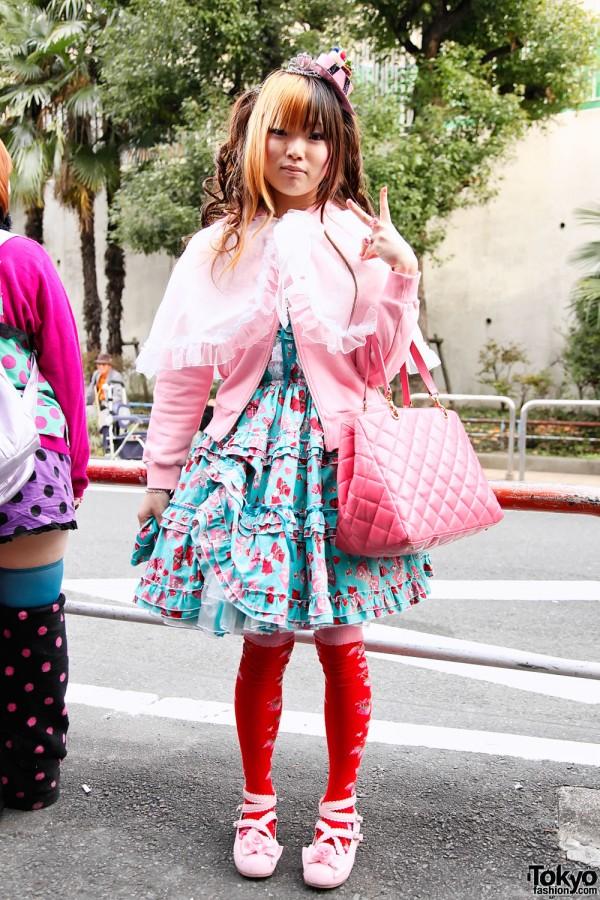 Harajuku Fashion Walk (57)