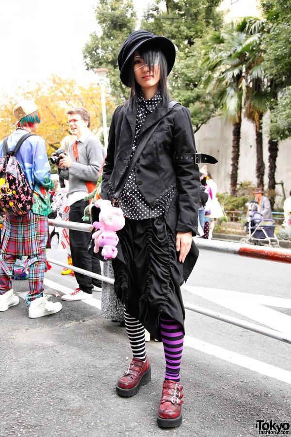 Harajuku Fashion Walk (67)