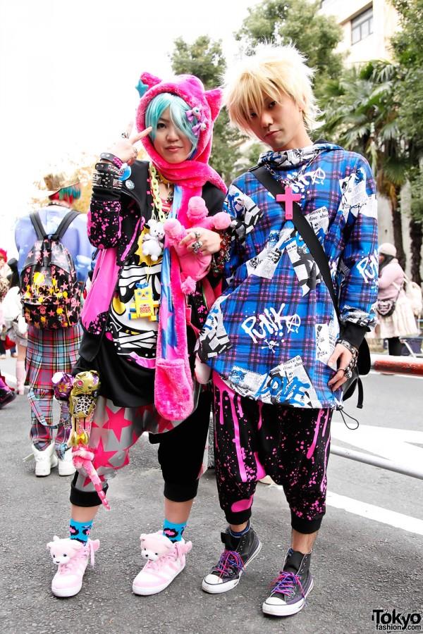 Harajuku Fashion Walk (69)