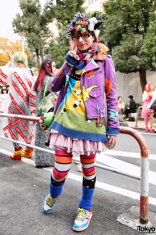 Harajuku Fashion Walk (71)