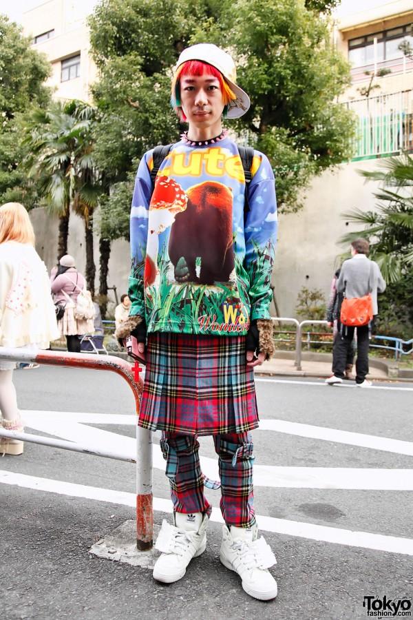 Harajuku Fashion Walk (73)
