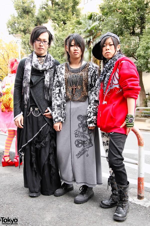 Harajuku Fashion Walk (79)