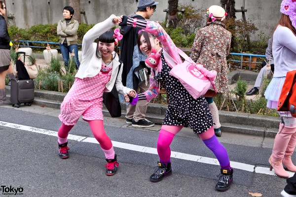 Harajuku Fashion Walk (87)