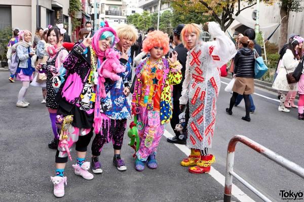 Harajuku Fashion Walk (88)
