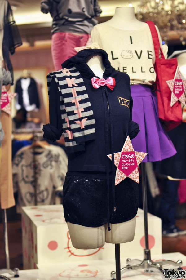 Hello Kitty x Forever 21 Shibuya (26)