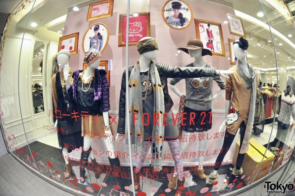 Hello Kitty x Forever 21 Shibuya (30)
