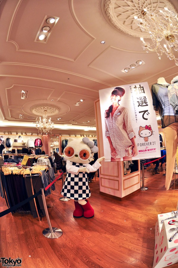 Hello Kitty x Forever 21 Shibuya (44)