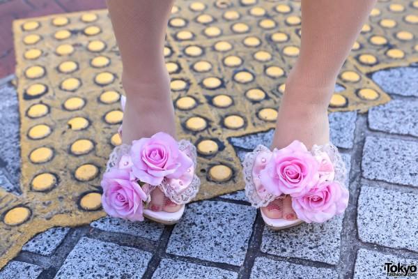 Hime Gyaru Heels in Shibuya