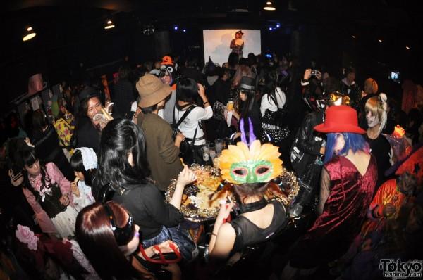 FUNtasy Halloween Night Party in Tokyo (13)