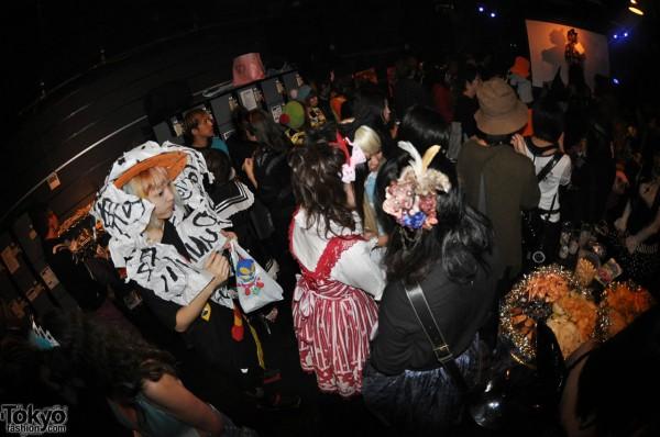 FUNtasy Halloween Night Party in Tokyo (14)