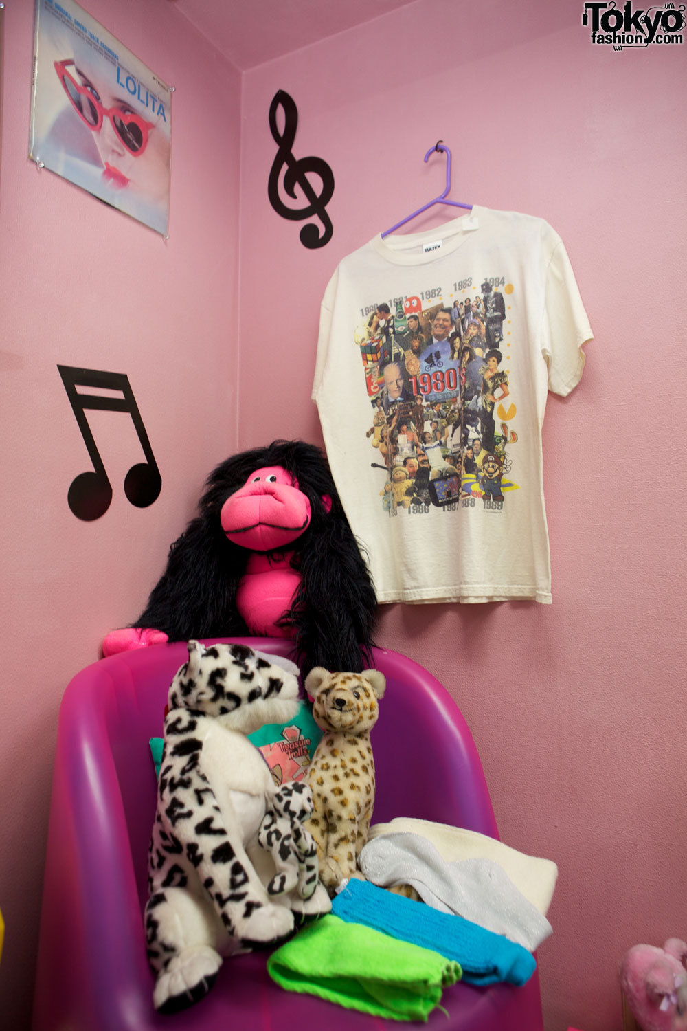 Spank Japanese Quot 80s Pop Disco Quot Fashion In Tokyo