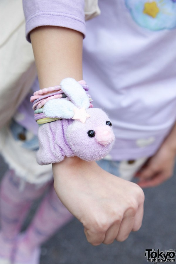 Spank Fairy Kei Rabbit Bracelet