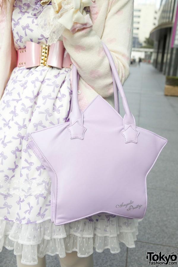 Angelic Pretty Star Handbag