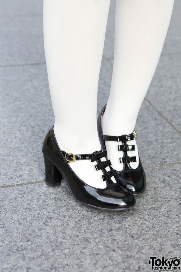 F.i.n.t. Brand Bow Shoes in Tokyo