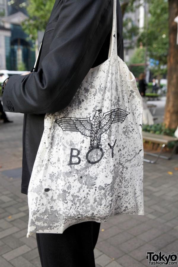 Boy London Bag in Tokyo