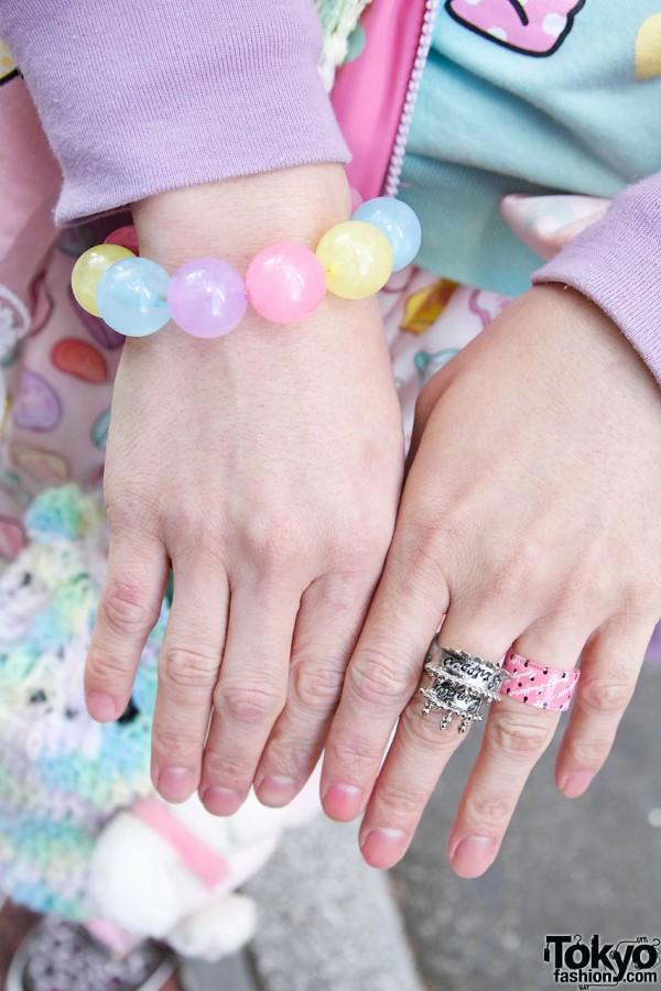 Cute Harajuku Accessories