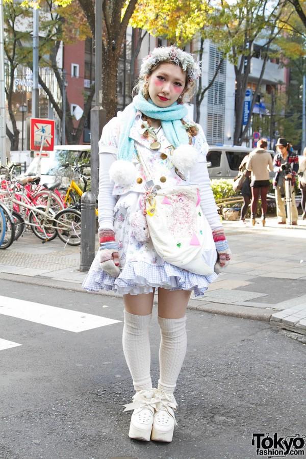 Tokyo Bopper's staffer in Nile Perch, Pink Star & Tokyo Bopper