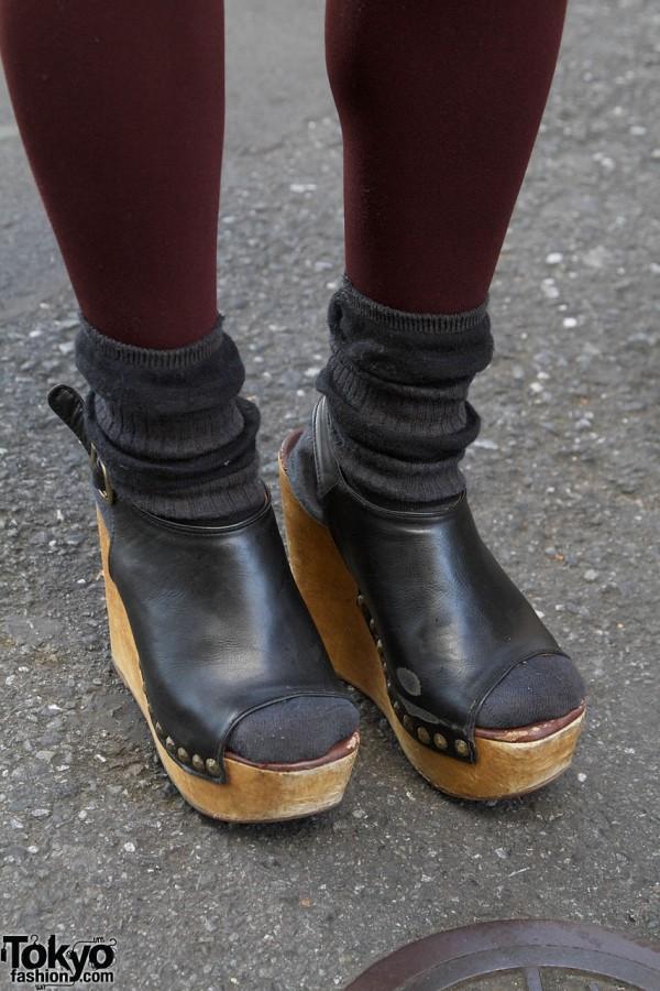 Platform Shoes from Peach John