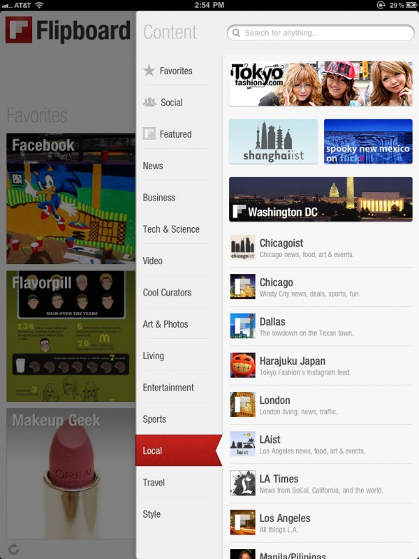 Tokyo Fashion Featured on Flipboard + TokyoFashion Android App v2.0 Out Now!
