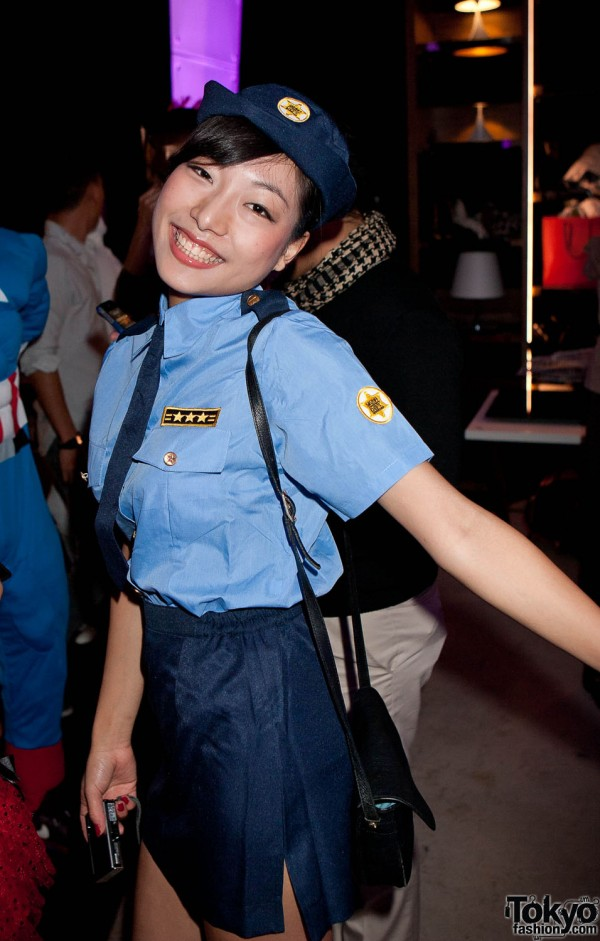 Tokyo Halloween Party by American Apparel (7)
