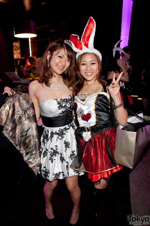 Tokyo Halloween Party by American Apparel (9)