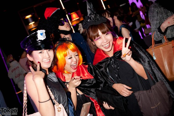 Tokyo Halloween Party by American Apparel (11)