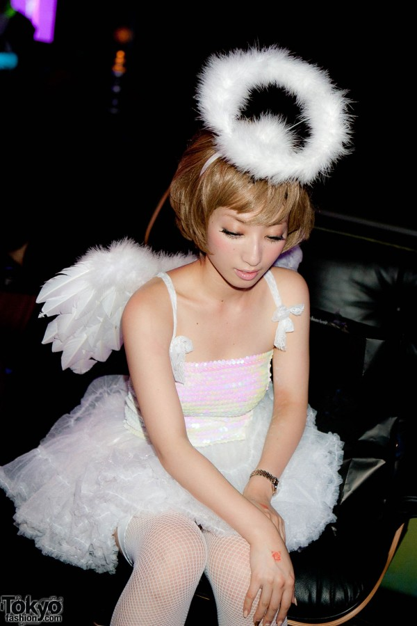 Tokyo Halloween Party by American Apparel (16)
