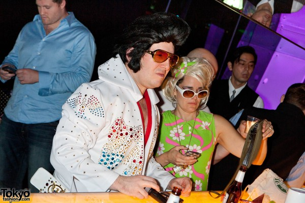 Tokyo Halloween Party by American Apparel (21)