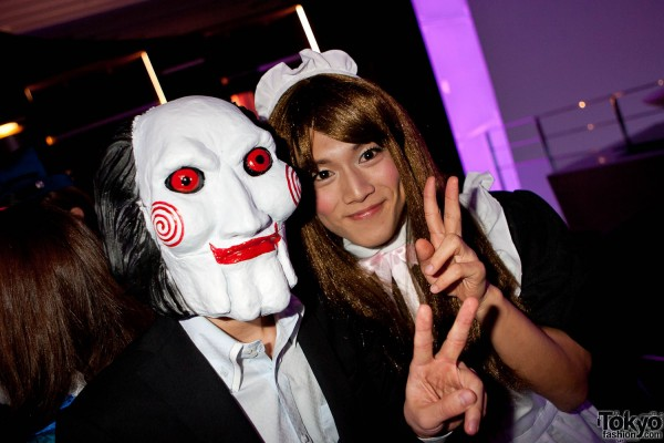 Tokyo Halloween Party by American Apparel (23)