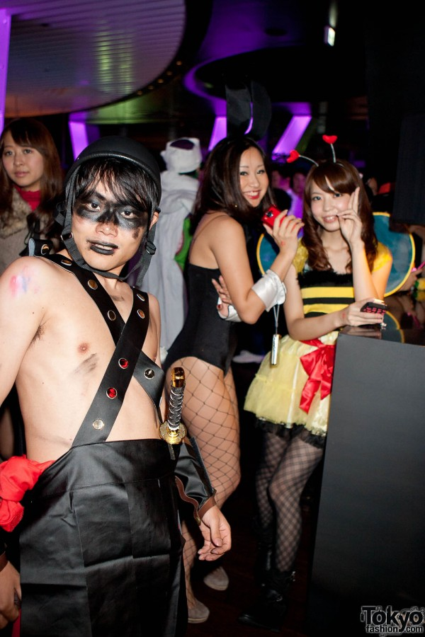 Tokyo Halloween Party by American Apparel (26)