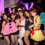 Tokyo Halloween Party by American Apparel (28)