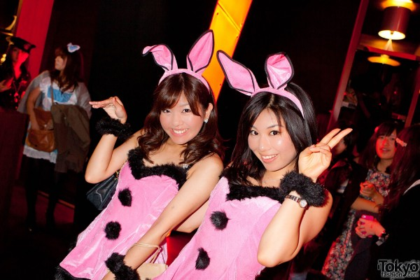 Tokyo Halloween Party by American Apparel (29)