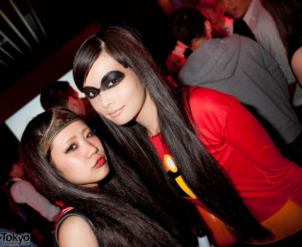 Tokyo Halloween Party by American Apparel (33)