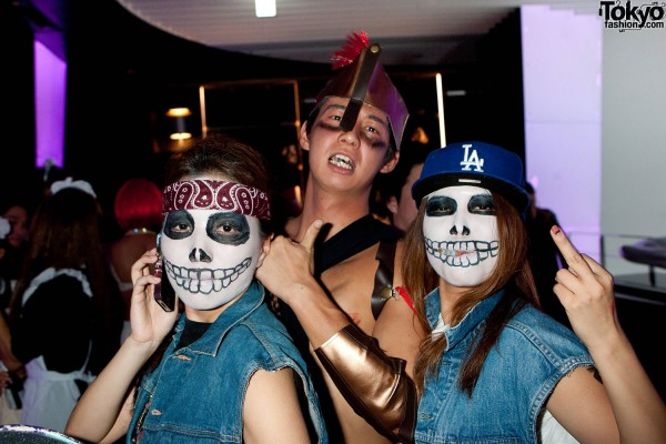 Tokyo Halloween Party by American Apparel (41)