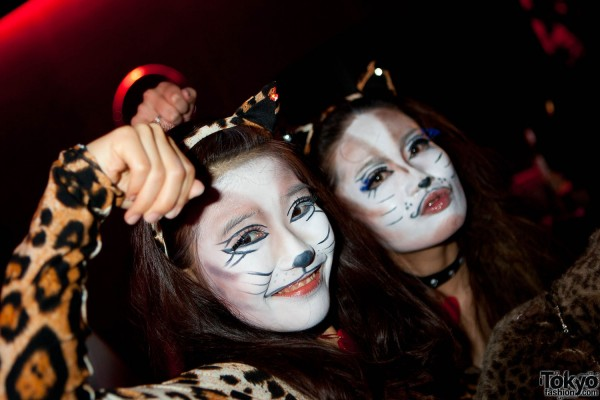 Tokyo Halloween Party by American Apparel (51)