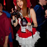 Tokyo Halloween Party by American Apparel (54)