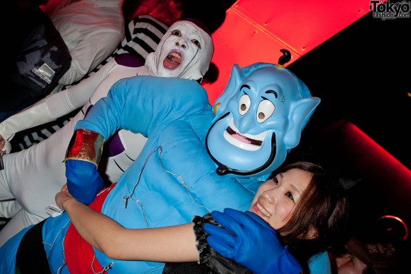 Tokyo Halloween Party by American Apparel (55)