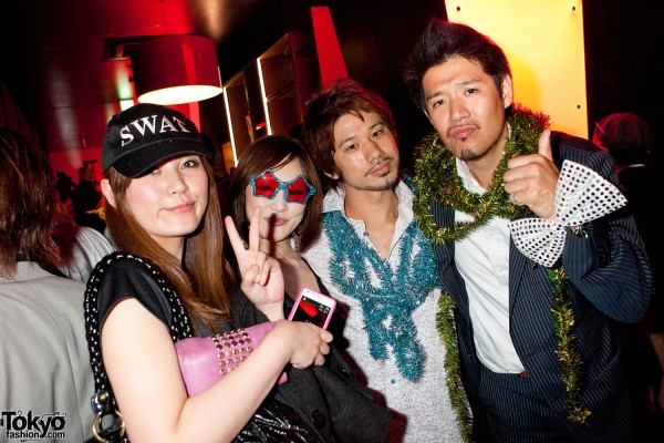 Tokyo Halloween Party by American Apparel (58)