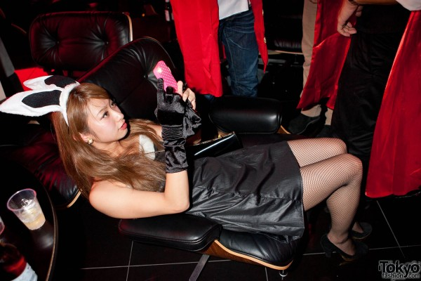 Tokyo Halloween Party by American Apparel (62)