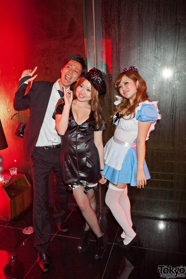 Tokyo Halloween Party by American Apparel (64)