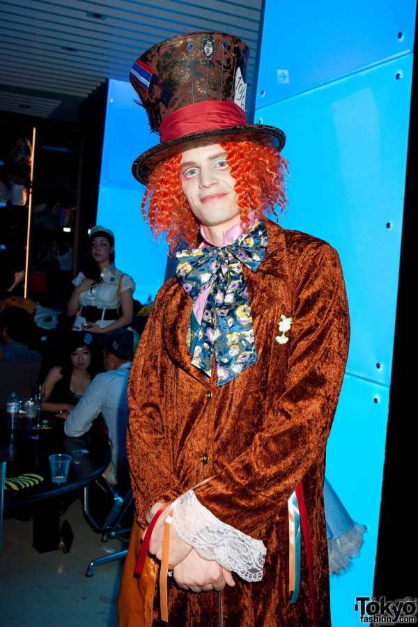 Tokyo Halloween Party by American Apparel (66)