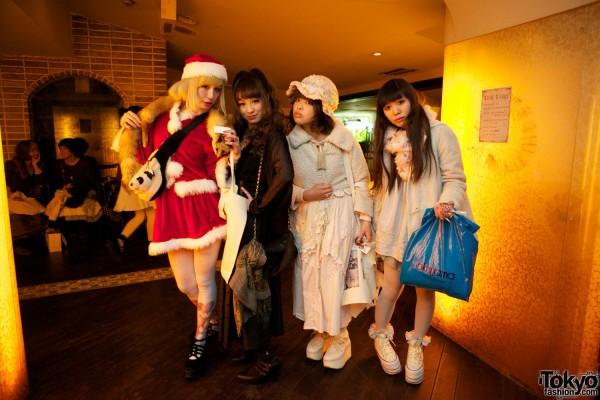 Grimoire Tokyo Dolly Kei Christmas (11)